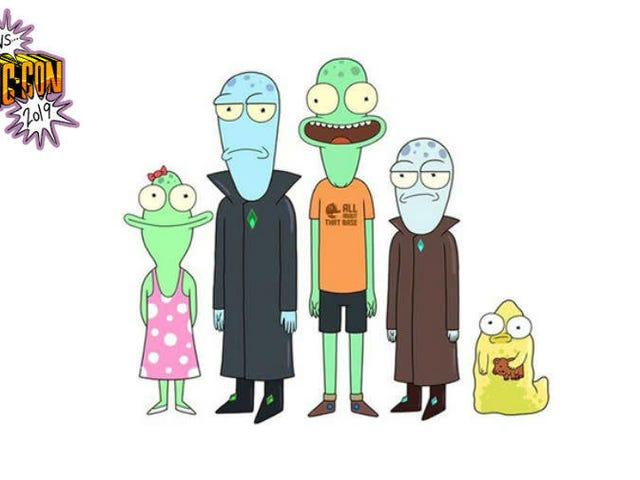 Den nye serie fra Rick og Mortys Justin Roiland ligner noget fans vil elske