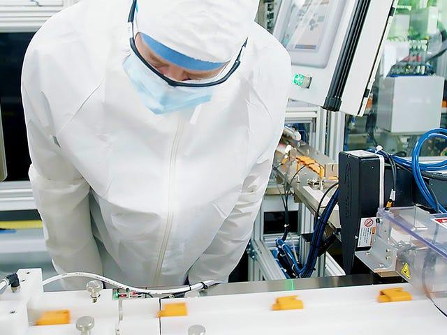 Bu Yeni Coronavirüs Testi Hastalığı Beş Dakikada Saptayabilir