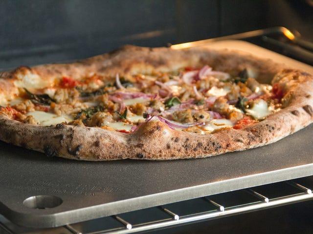 Nerd Chef: The Ultimate Pizza Stone