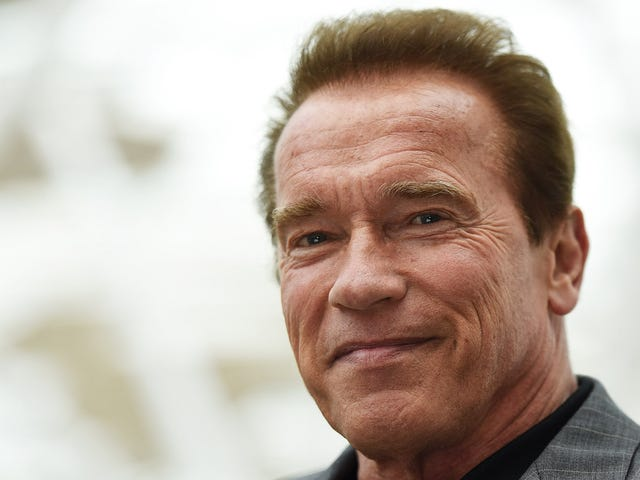 Arnold Schwarzenegger Has a Message For Donald Trump