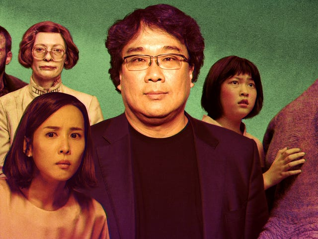 Director Bong Joon ho on his favorite filmmakers and the rich kid who inspired Parasite