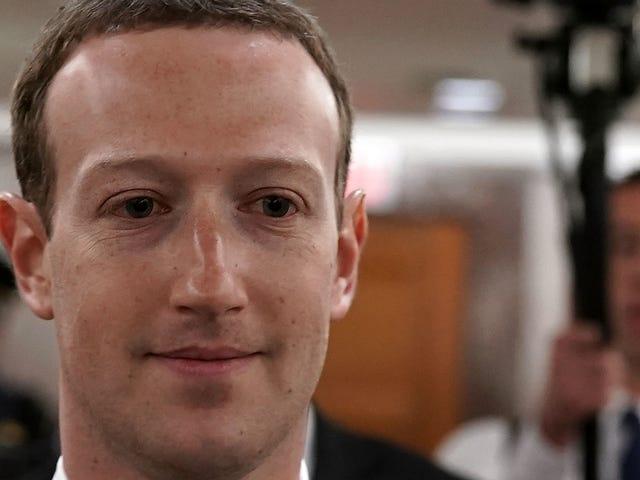 Het lijkt erop dat zelfs een vrachtwagen vol geld niet de beste talenten kan krijgen om op Facebook te werken deze dagen