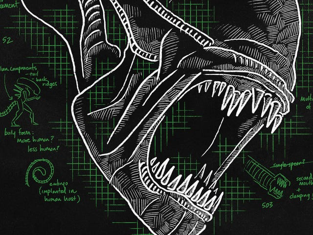 The Making of Alien Documentary Gets a True Making of Poster