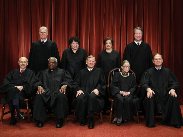 Mahkamah Agung Mendengar Argumen mengenai Masa Depan Gerrymandering Politik