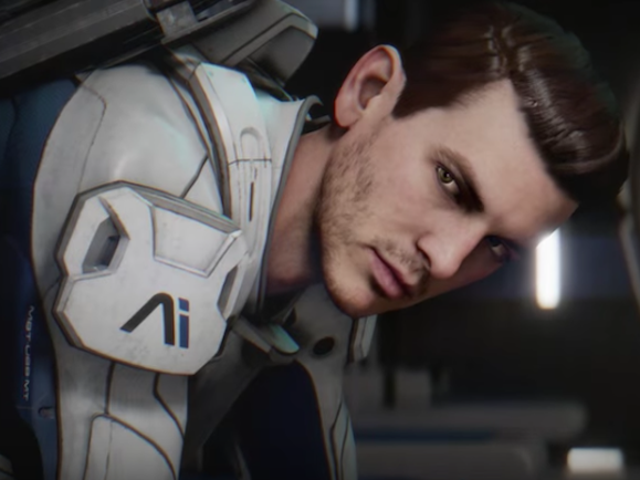 Panoorin ang <i>Mass Effect: Andromeda</i> Sleek New Trailer ni <i>Mass Effect: Andromeda</i>