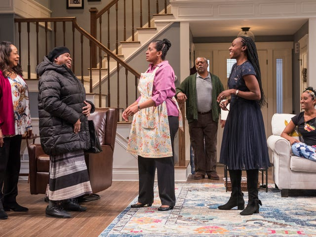 African, American: Danai Gurira Hits Home with her Latest Play, Familiar