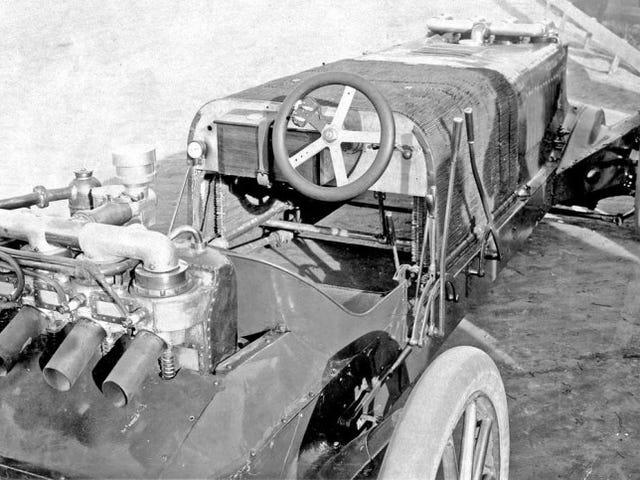 Walter Christie's 1905 Twin-Engine Racer