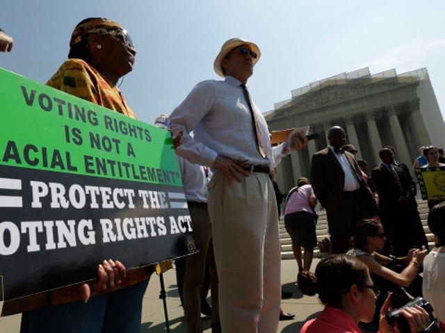 最高裁判所、テキサス州聴聞会で厳格な有権者ID要件の撤回を控訴