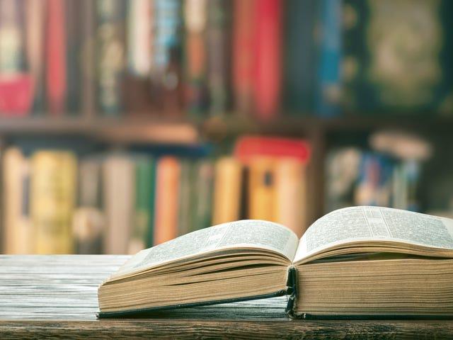 Kitapları Yarıya Kesmek Bir Hack