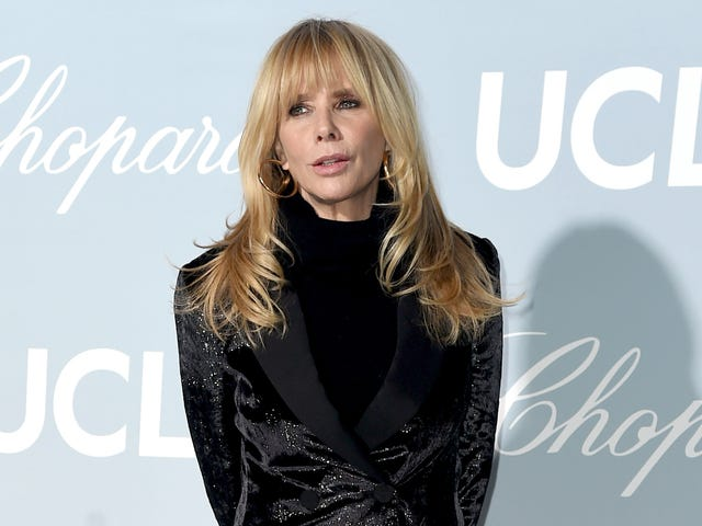 No One Wanted to Hear What Rosanna Arquette Had to Say About Being 'White and Privileged'