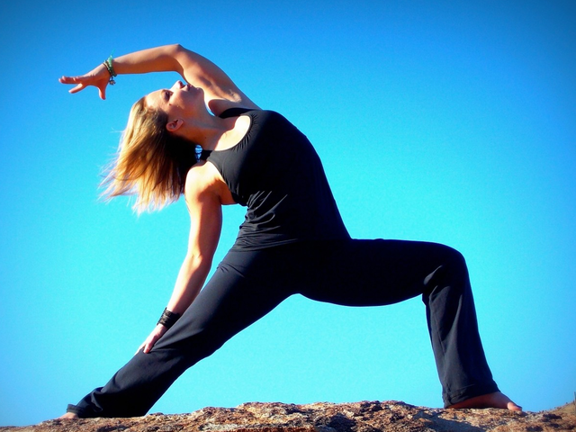 Yoga Burns Serious Calories If You Do It Fast Enough