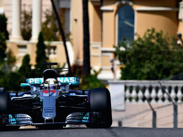 Τα σκοτεινά κακά αυτοκίνητα της McLaren Out-Qualify Lewis Hamilton στο Μονακό