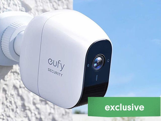 Our Readers Can Score the Best Deal Yet On Anker's New EufyCam Security Cameras