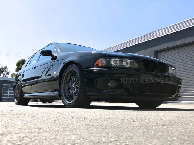 At $24,990, Could This 2000 BMW 'M5' Touring Be An Estate That'll Sell?