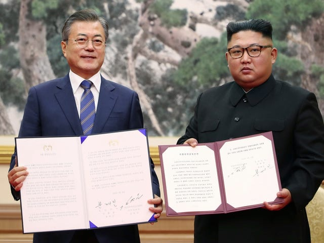 North Korea Pledges to Dismantle One Nuclear Site If U.S. Takes 'Corresponding Measures'
