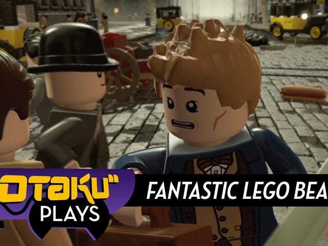 All I Know About <i>Fantastic Beasts</i> I Learned From <i>Lego Dimensions</i>