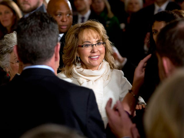 Gabby Giffords to Texas GOP Rep Louie Gohmert Who Refused to Hold a Town Hall: 'Have Some Courage'