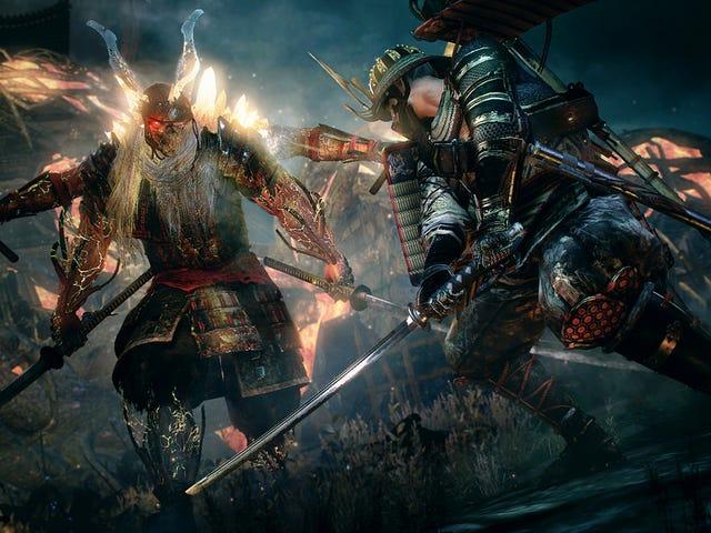 "Nioh最终的DLC Bloodshed's End于9月26日发行。 其中增添的将是永久的战斗模式,称为"""