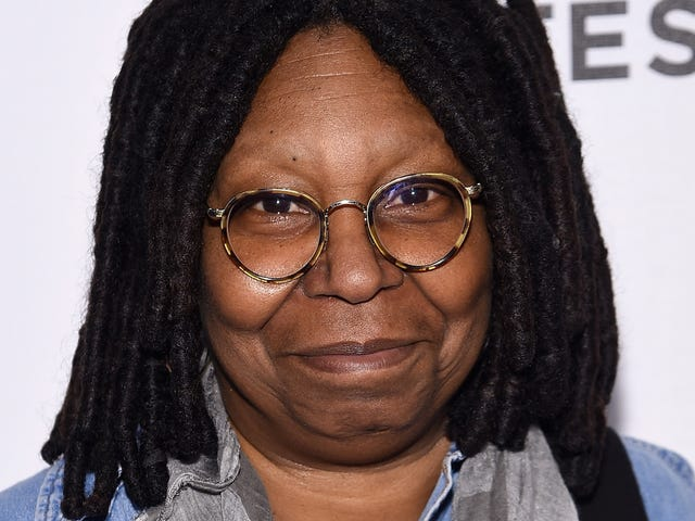 Whoopi Goldberg Is Producing an Oxygen Series About Trans Models