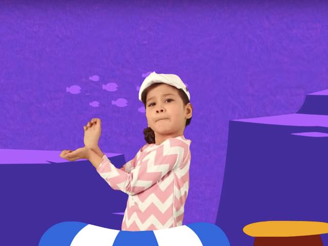 """""""Дитяча акула"""", la nueva entrada del top 100 en EE.UU., Es una canción infantil más contagiosa que la lepra"""