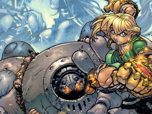 Return of Battle Chasers !!!