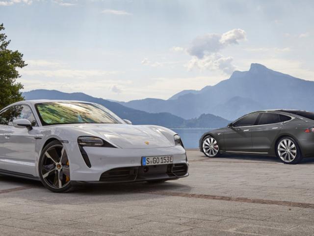 De definitieve test tussen de Porsche Taycan en de Tesla Model S bewijst dat Porsche gelijk had