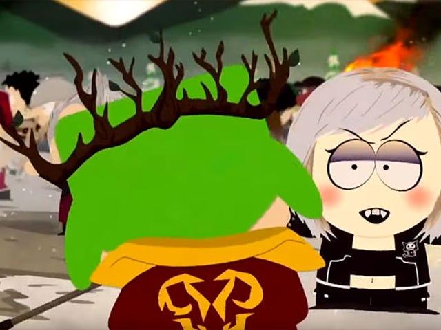 장난 전화, <i>South Park: The Stick Of Truth</i> 대한 내용 및 기타 재미있는 사실을 잘라 내기 <i>South Park: The Stick Of Truth</i>