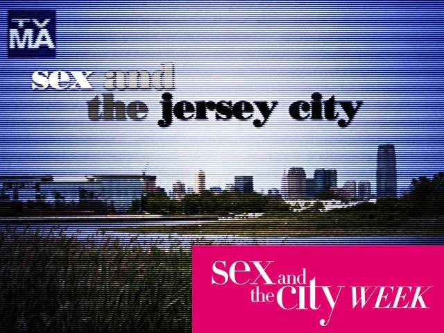 从性和泽西城市失去的场景
