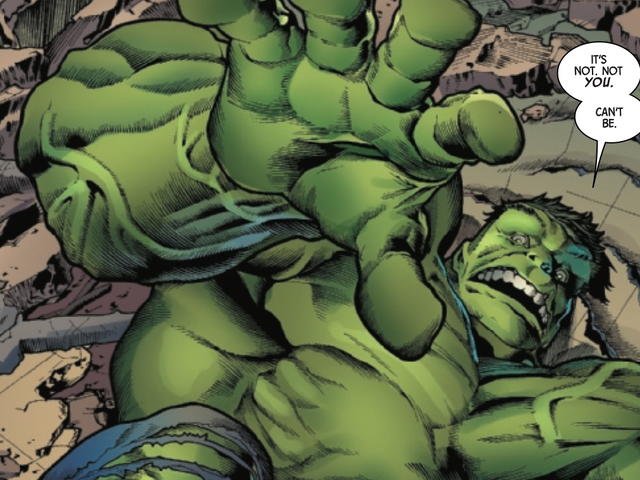 Ghosts of the past make The Immortal Hulk a riveting superhero horror story