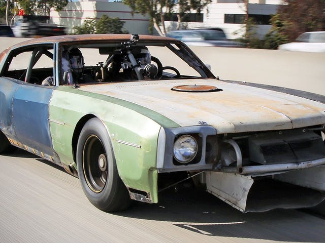 La migliore auto indiscussa Roadkill