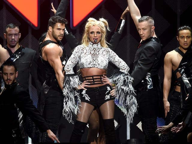 A Depressing Update on the Ongoing Drama Over Britney Spears's Conservatorship