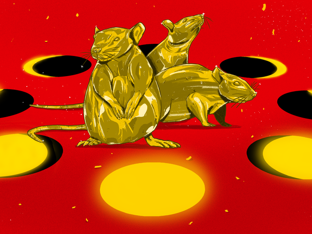 An Ode to The Metal Rat, This Year's Lunar Mascot