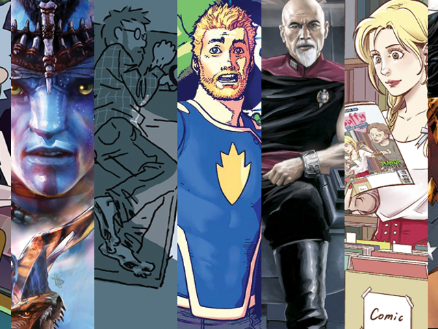 All the Comics You Need to Check Out This Free Comic Book Day