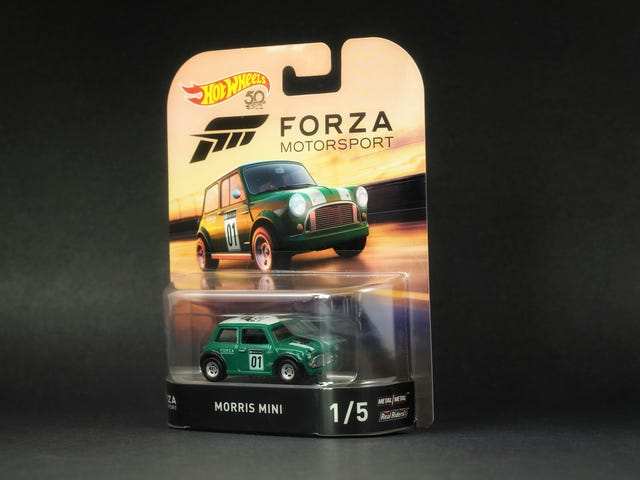 Hot Wheels Forza Series: the LaLD Review