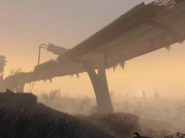 Fallout 4 is at its best when it's a horror game—at least, that's what our esteemed overseas colleag