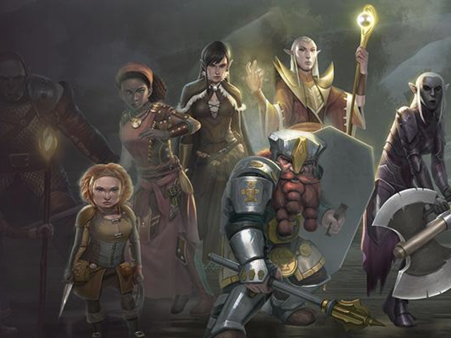 The Dungeons & Dragons movie that's been in pre-production basically forever just got a release