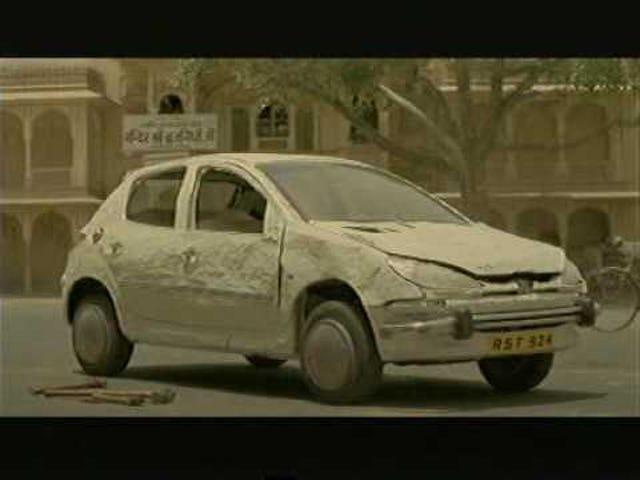 Die Klassiker zu schätzen - Peugeot 206 Werbung