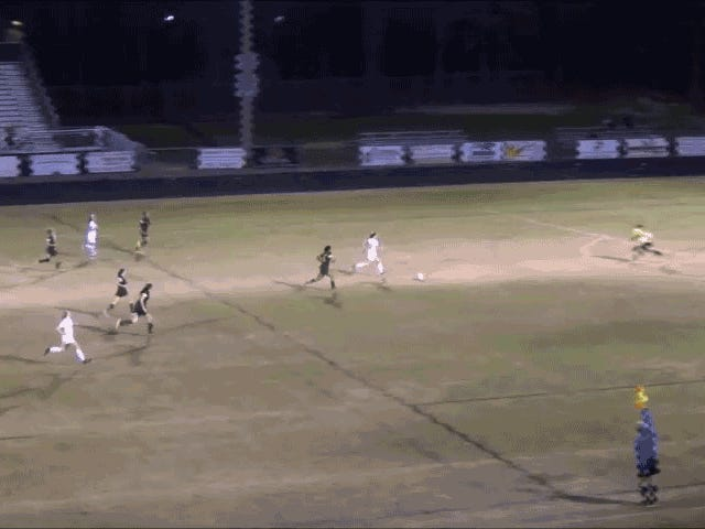 High School Soccer Player Earns Two-Game Suspension For Sacking Opponent