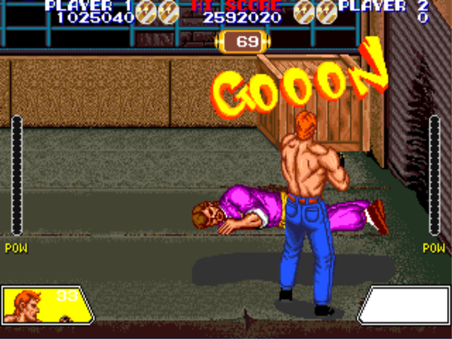 Violence Fight or How A Name Alone Does Not Make A Good Game
