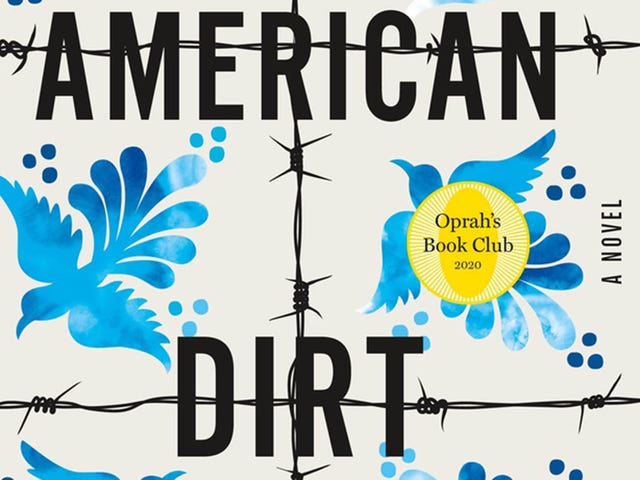 Do not use the American Dirt book party as inspiration for your own dinner table decor