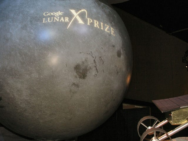 Google's $20 Million Xprize Moonshot Is About to Crash Back to Earth Without a Winner [Updated]