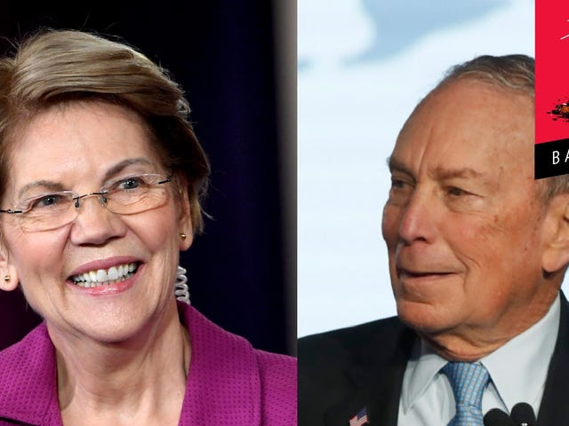 Elizabeth Warren Is Winning Her Quest to Utterly Destroy Michael Bloomberg