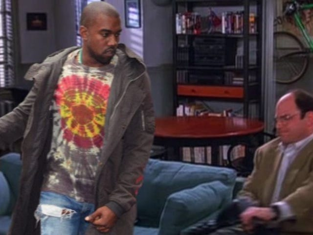 """<a href=""""https://news.avclub.com/kanye-west-rapping-over-the-seinfeld-theme-is-a-whirlwi-1798244258"""" data-id="""""""" onClick=""""window.ga('send', 'event', 'Permalink page click', 'Permalink page click - post header', 'standard');"""">Kanye West rapping over the <i>Seinfeld</i> theme is a whirlwind of narcissism</a>"""