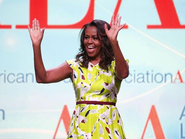 이것은 훈련이 아닙니다 : 새로운 가장 좋은 친구 인 Michelle Obama, Janelle Monáe, Angela Rye가 Spelman에서 만나길 원합니다.