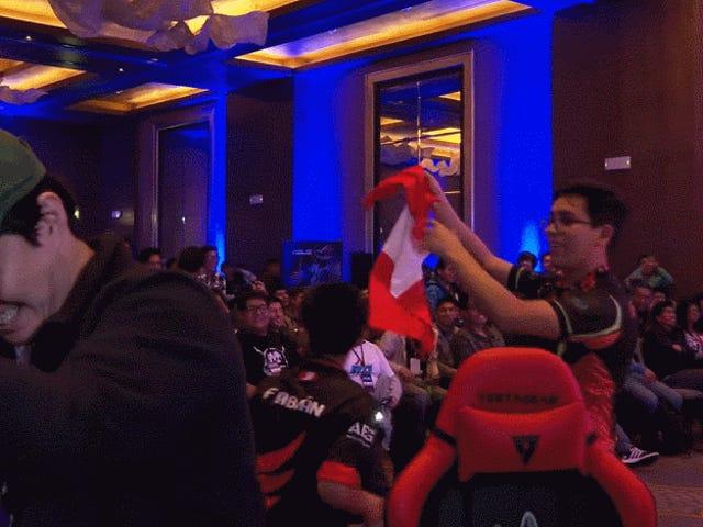 Peruvian Tekken Players Shock Visiting Korean Powerhouses