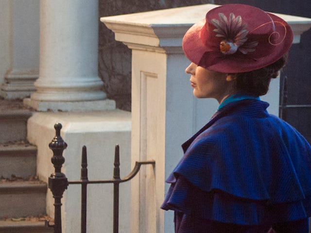 How Does Emily Blunt's Mary Poppins Compare to the Original?