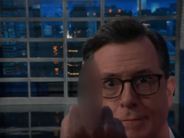 "<a href=""https://news.avclub.com/after-a-speed-read-stephen-colbert-gives-his-extended-1834162490"" data-id="""" onClick=""window.ga('send', 'event', 'Permalink page click', 'Permalink page click - post header', 'standard');"">After a speed-read, Stephen Colbert gives his extended take on the Mueller report</a>"