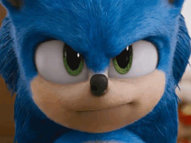 Nuevo tráiler de Sonic The Hedgehog tras el rediseño del personaje. Este sí es el Sonic que estabas esperando