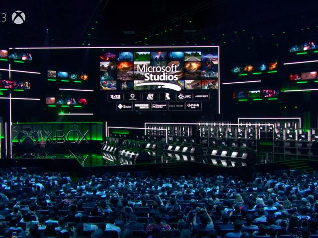 Microsoft Buys Four Independent Studios