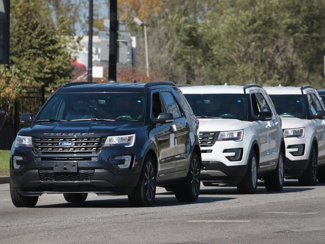 An Open Letter to the People Who Drive This Snitch-Ass, Cop-Ass Ford Explorer